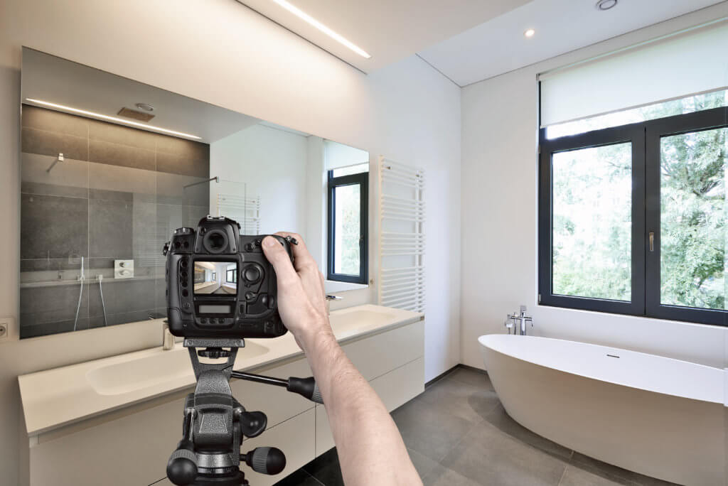how to take real estate photos