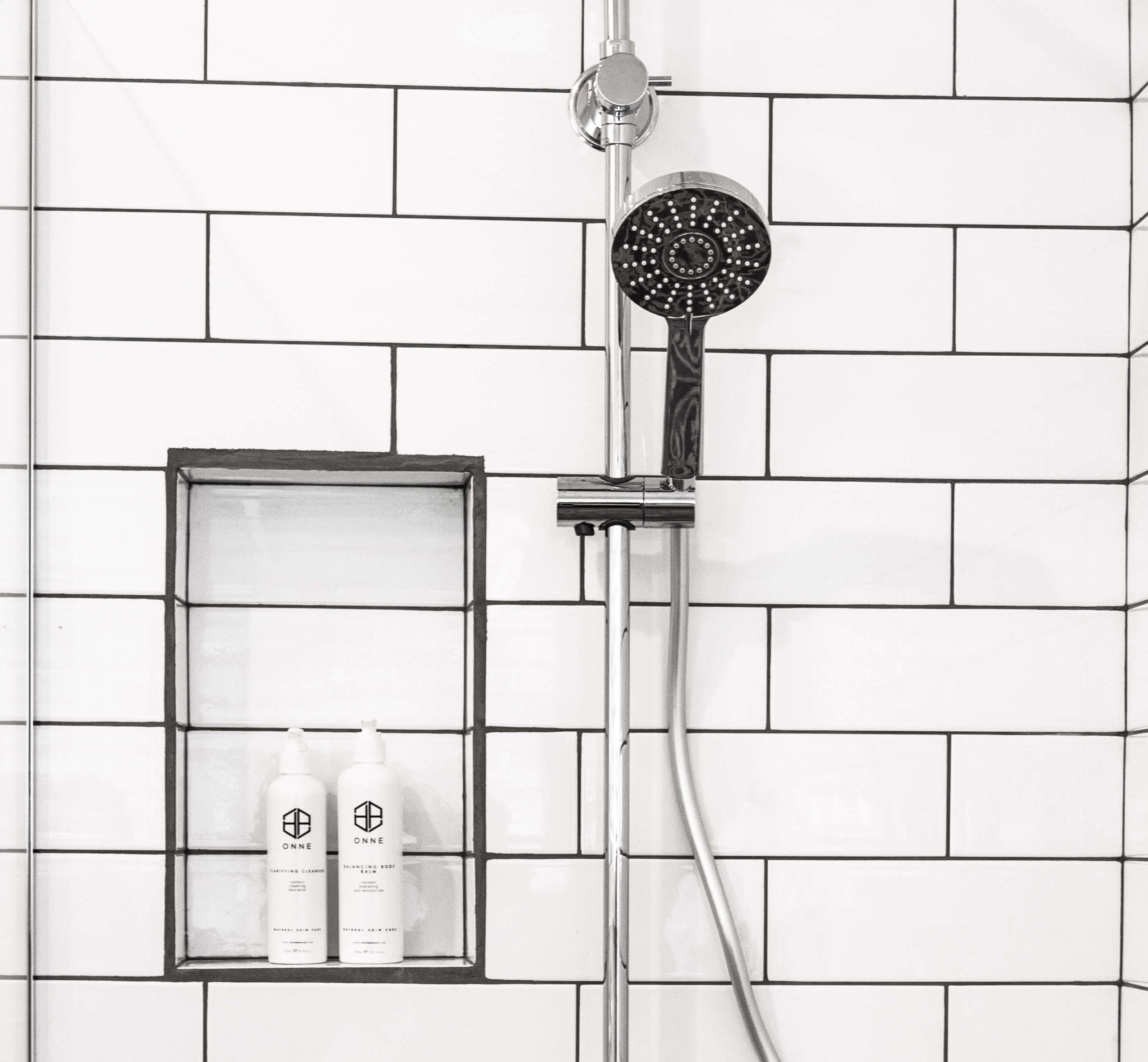 new shower head for rental property